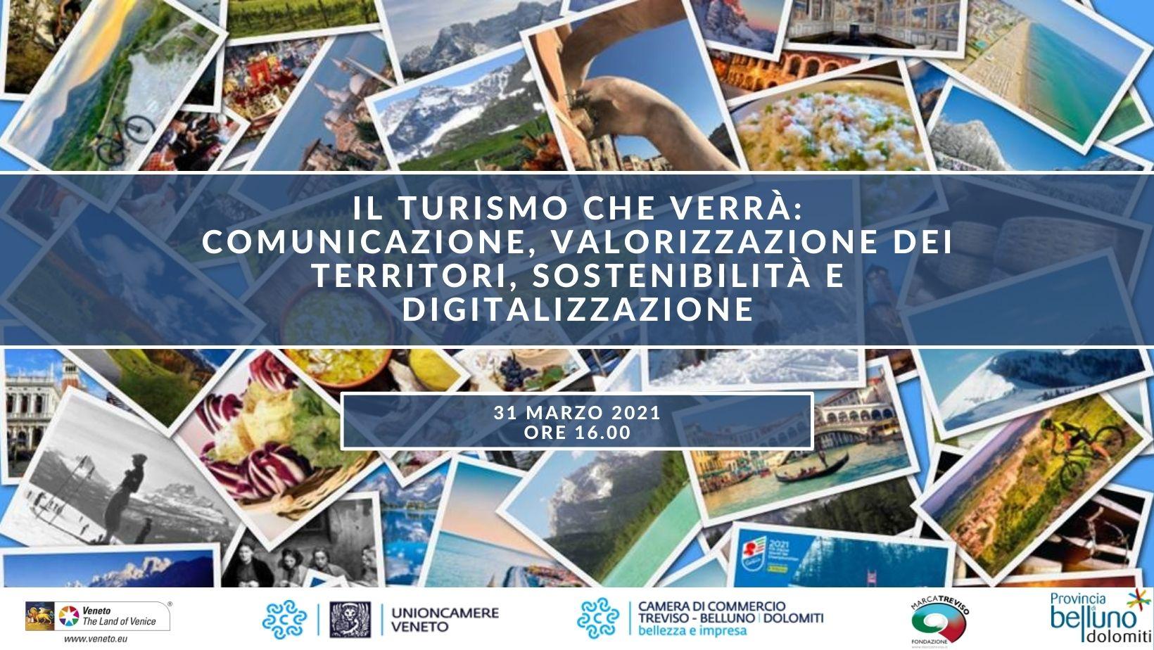 Locandina convegno Il turismo che verrà